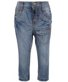 FS Mini Klub Full Length Jeans - Light Blue
