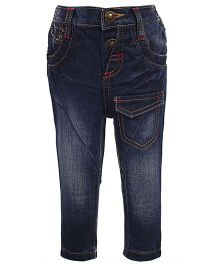 FS Mini Klub Full Length Jeans - Dark Blue