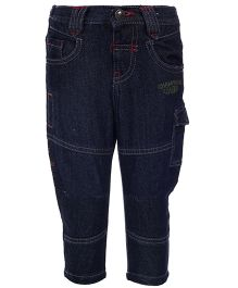 FS Mini Klub Full Length Jeans - Champions League Embroidery