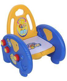 Fab N Funky Musical Potty Seat Car Design - Blue