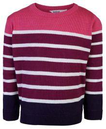 Beebay Full Sleeves Sweater - Stripe Pattern