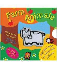 Farm Animals Pull the Tabs - English