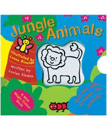 Jungle Animals Pull the Tabs - English