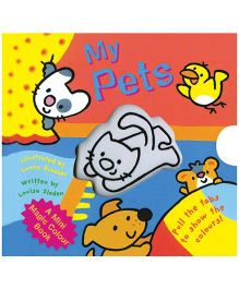My Pets Animals Pull the Tabs - English