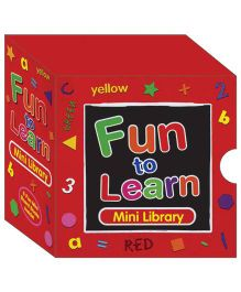 Fun to Learn Mini Library Pack - English