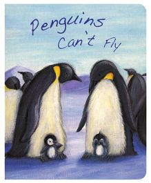 Penguins Cant Fly - English