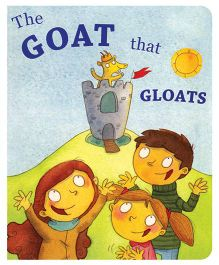 The Goat That Gloats - English