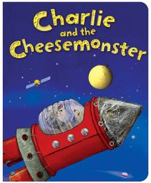 Charlie And The Cheesemonster - English