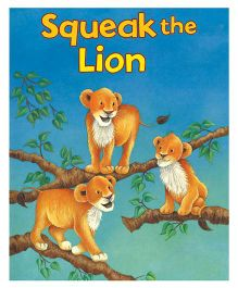 Squeak the Lion - English