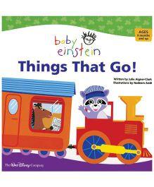 Baby Einstein Things That Go - English