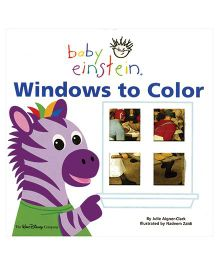 Baby Einstein Windows to Color - English