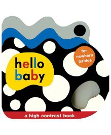 Hello Baby A High Contrast Book - English