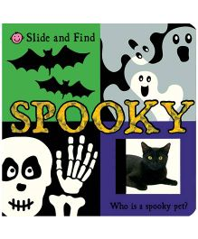 Slide And Find Spooky - English