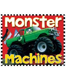 Monster Machines - English