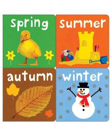Chunky Books Seasons - English