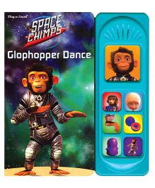 Space Chimps Glophopper Dance - English