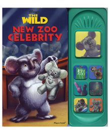 Disney The Wild New Zoo Celebrity - English