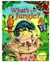 What's In The Jungle - English