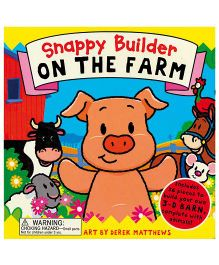 Snappy Builder On The Farm- English