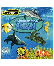 A Swim In The Ocean - English
