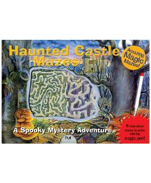 Haunted Castle Mazes- English
