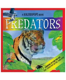 A Kaleidopops Book Predators - English