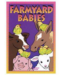 Sparkle Book Farmyard Babies - English
