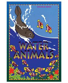 Sparkle Book Water Animals Book - English
