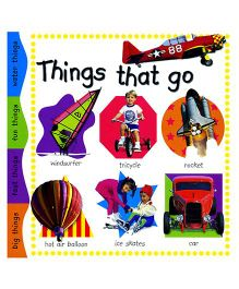 Things That Go Book - English