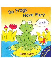 Do Frogs Have Fur-English