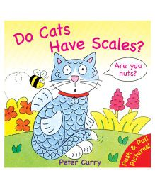 Do Cats Have Scales- English