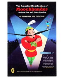 The Amazing Moustaches Of Moochhander