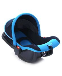 Fab N Funky Carry Cot Cum Rocker - Blue And Black