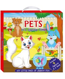 ART Factory Pets My Little Pack of Jigsaw Puzzle - English