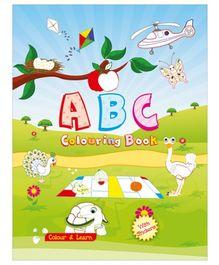 Art Factory ABC Coloring Book - English