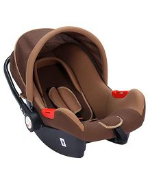 Fab N Funky Carry Cot Cum Rocker - Brown