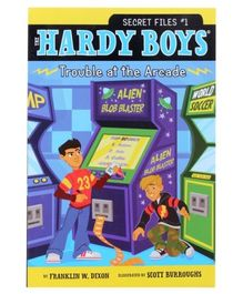 Hardy Boys Trouble At The Arcade