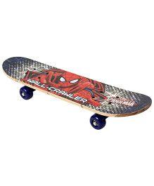 Marvel Spiderman Skateboard - 24 Inches