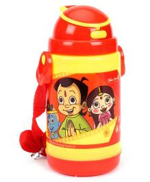 Chhota Bheem Insulated Double Wall Sipper Bottle - Orange