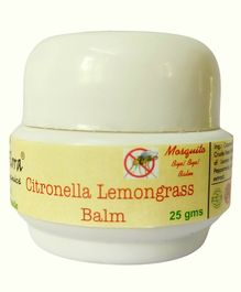 La Flora Organics Mosquito Bye Bye Herbal Balm - 25 gm