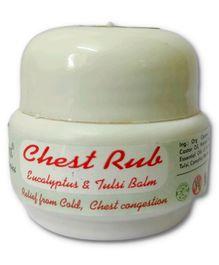 La Flora Organics Cold Rub Bio Balm - 25 gm
