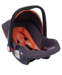 Sunbaby Carry Cot Cum Car Seat - Orange