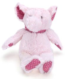 Play N Pets Elephant Soft Toy Pink - Length 20 cm