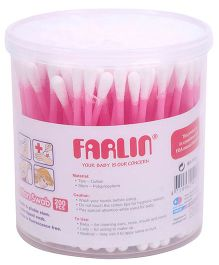 Farlin Cotton Swab - 200 Piecs