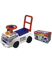 Toyzone My Ambulance Manual Push Ride On