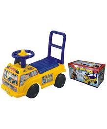 Toyzone My Mini Truck Manual Push Ride On
