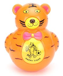 Kumar Toys Roly Poly - Yellow And Orange