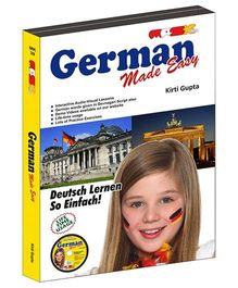 MAS Kreations German Made Easy CD
