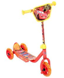 Disney Pixar Cars Three Wheeler Scooter