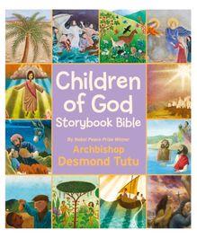 Harper Collins Children Of God Storybook Bible - English